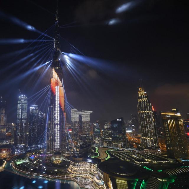 Slavlje u Dubaiju