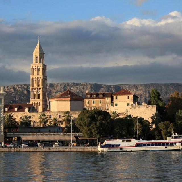 Split, centar