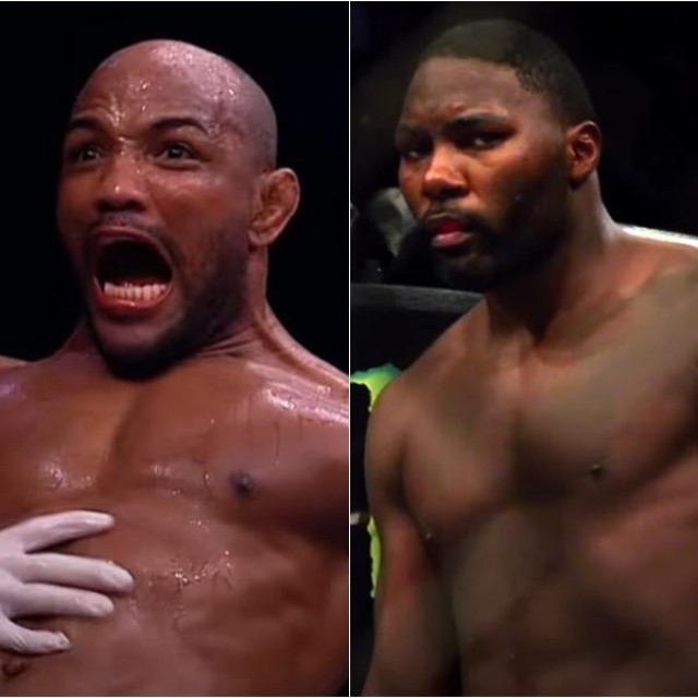 Yoel Romero i Anthony Johnson