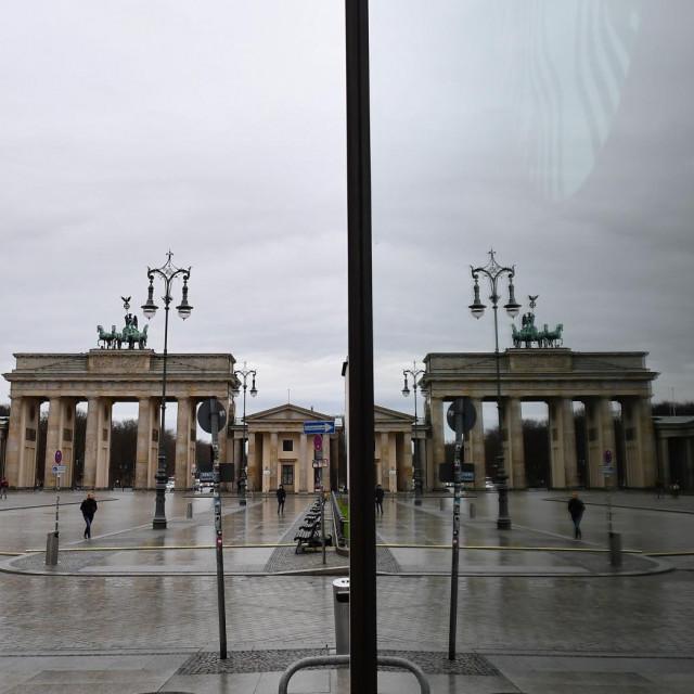 Berlin, Brandenburška vrata