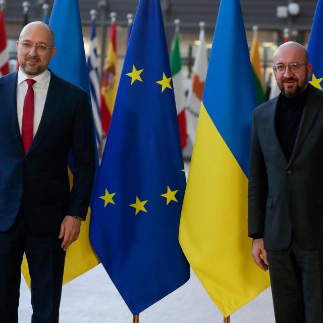 Michel je najavio da će u ožujku posjetiti Ukrajinu i Gruziju kako bi im dao podršku EU