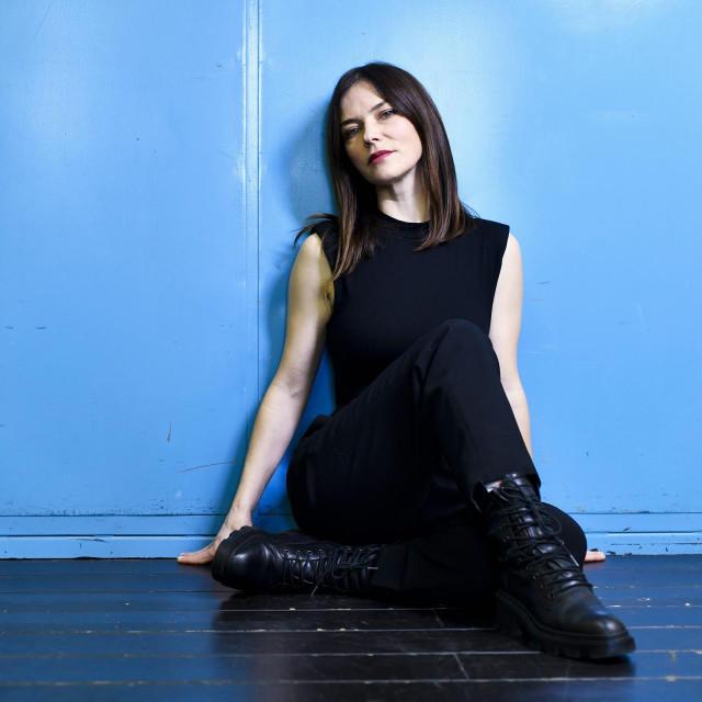 Pjevačica Vesna Pisarović