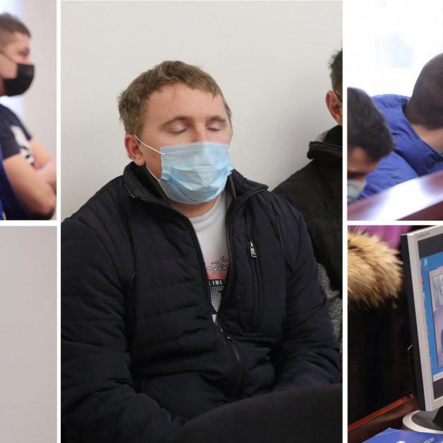 Na Općinskom sudu u Vukovaru počelo je suđenje četvorici mladića