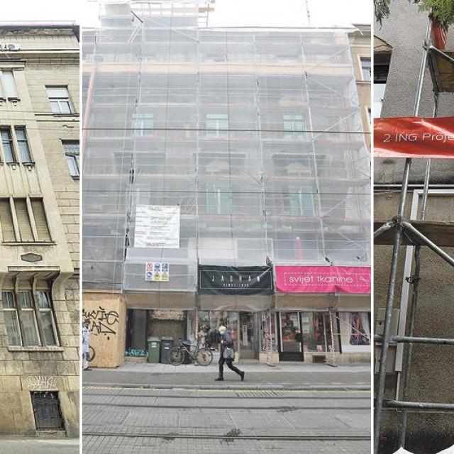 Zgrade koje kreću u obnovu