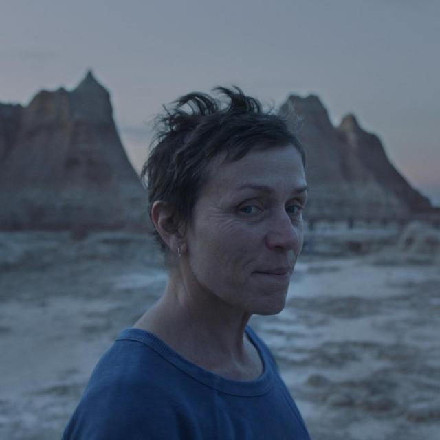 Frances McDormand u Zemlji nomada