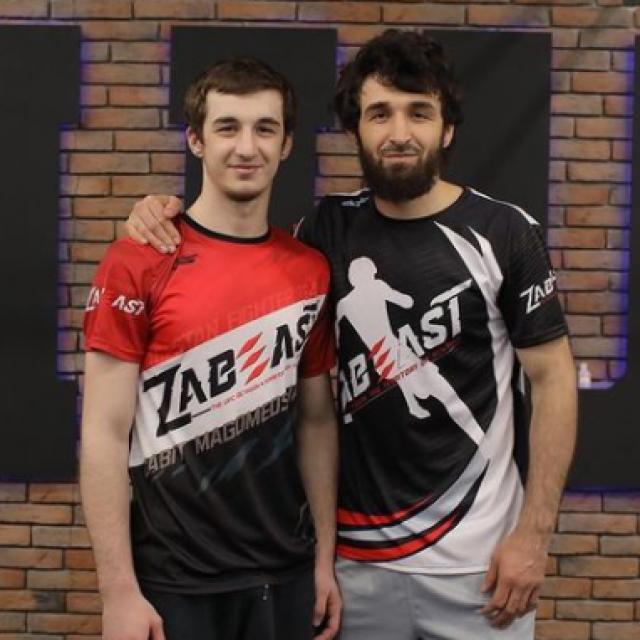Khasan i Zabit Magomedsharipov