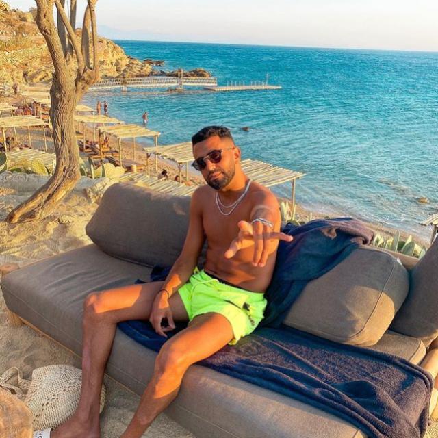 Mahrez na odmoru