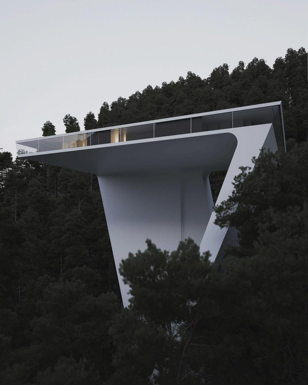 Putinova kuća ... može li se ova konstrukcija nazvati kućom 10133503