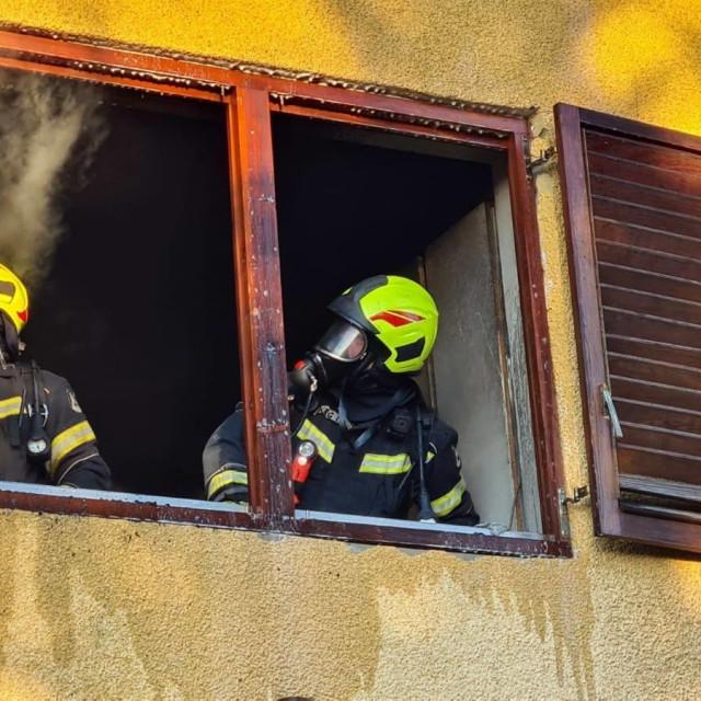 Požar u Dubravi