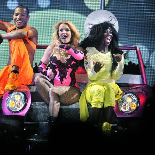 Britney Spears u Areni Zagreb