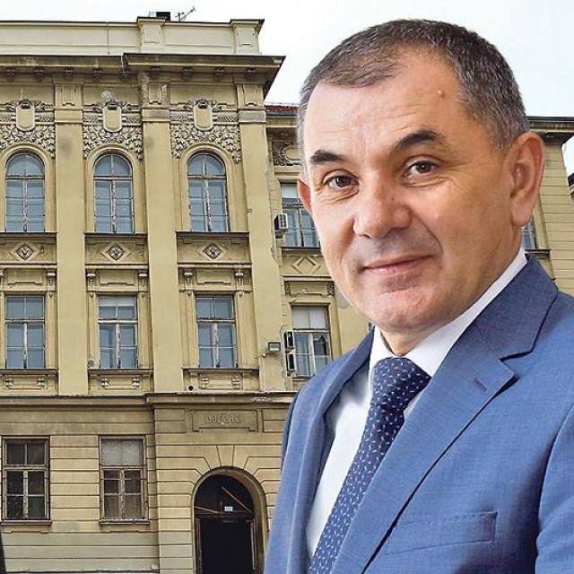 Osnovna škola dr. Ivan Merz; Tomislav Tomašević (L) i Ivica Lovrić (D)