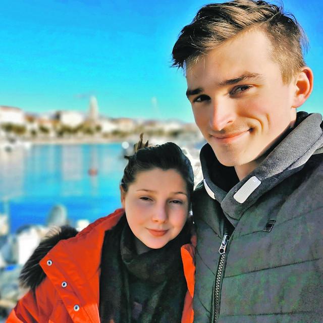 Nico Koch i Krystal Brodie