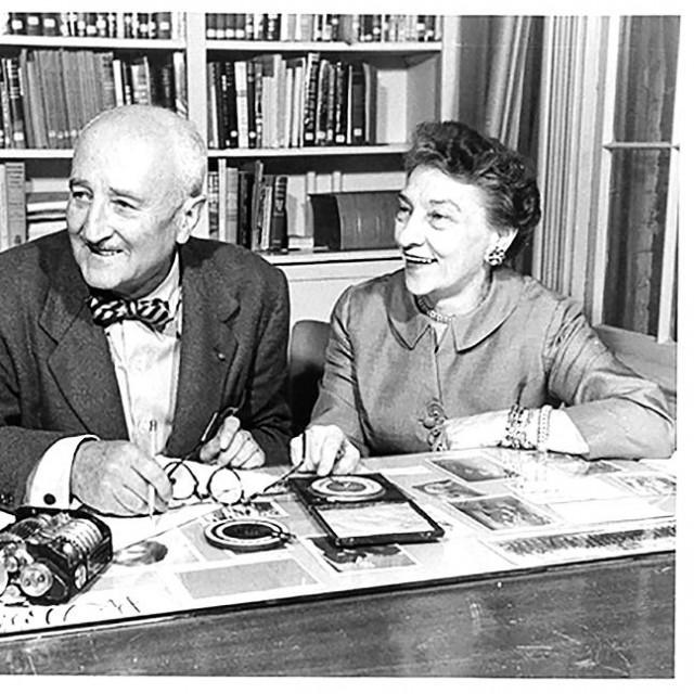 William F. Friedman i Elizabeth Smith Friedman