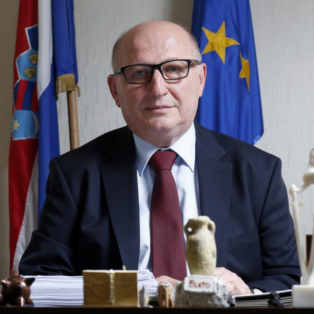 Miroslav Šeparović, predsjednik Ustavnog suda Republike Hrvatske