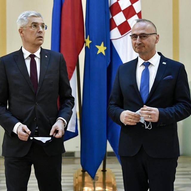 Ivan Korčok i Gordan Grlić Radman