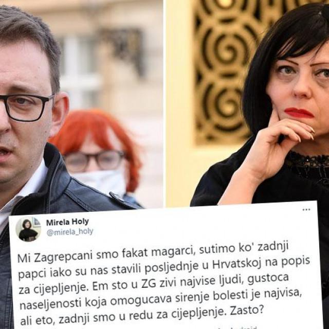 Bojan Glavašević i Mirela Holy