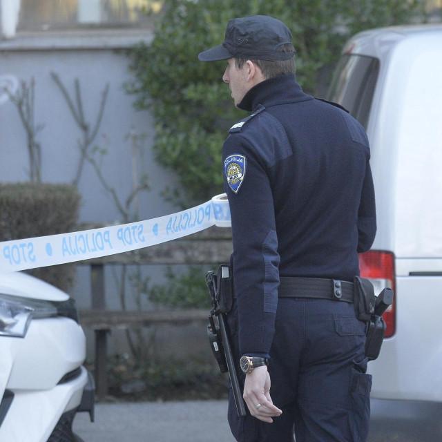 Policijski očevid/Ilustracija