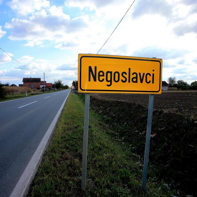 Ulaz u Negoslavce