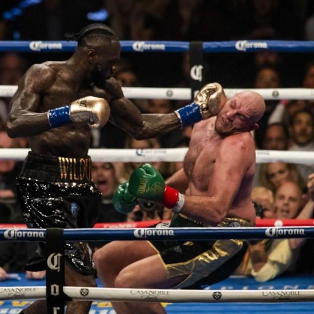 Deontay Wilder vs. Tyson Fury (prvi meč)