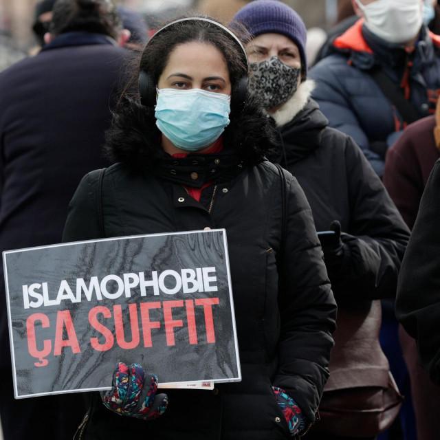 Sto imama, 50 učitelja islamskih znanosti i 50 predsjednika vjerskih udruga potpisalo je otvoreno pismo protiv zakona