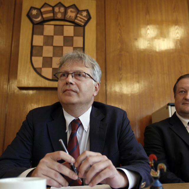 Miljenko Jurković i Damir Boras