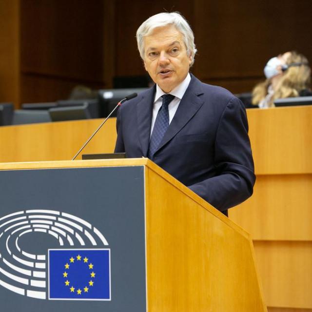 """""""Od Hrvatske smo zatražili da sljedeća sredstva EU investira u digitalizaciju pravosuđa"""" rekao nam je povjerenik Reynders"""