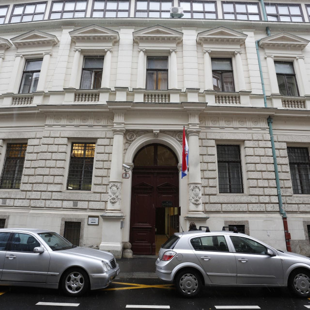 <br /> Trgovački sud u Petrinjskoj ulici