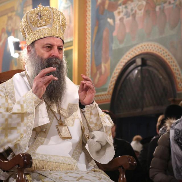 Porfirije Perić, mitropolit zagrebačko-ljubljanski
