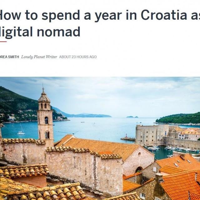 Lonely Planet o Hrvatskoj