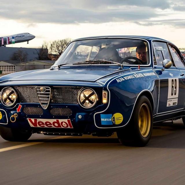Alfa Romeo Giulia Sprint 1600 GTA Corsa