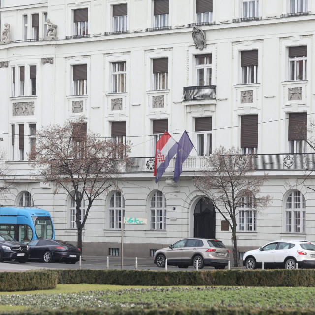 <br /> Na fotografiji: Zgrada Hrvatske gospodarske komore