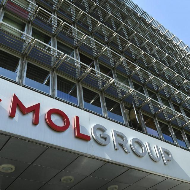 Sjedište MOL Grupe u Budimpešti