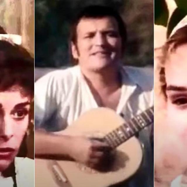 Vesna Čipčić, Đorđe Balašević i Olivera Balašević