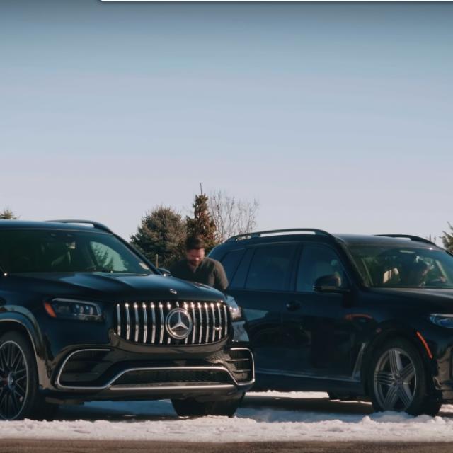Mercedes i Alpina