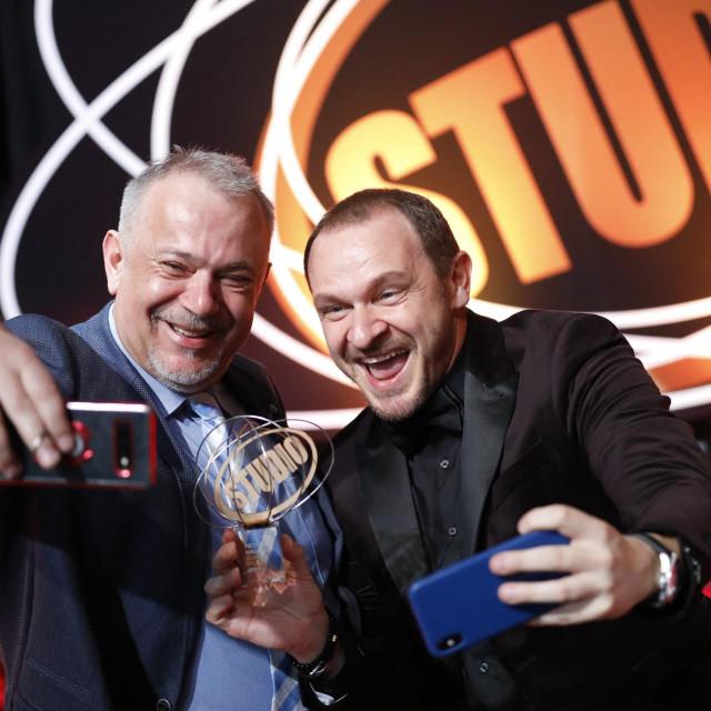Zoran Šprajc i Enis Bešlagić