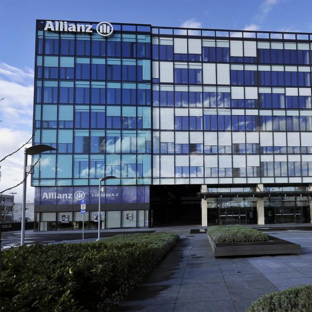 Zgrada tvrtke Allianz osiguranje