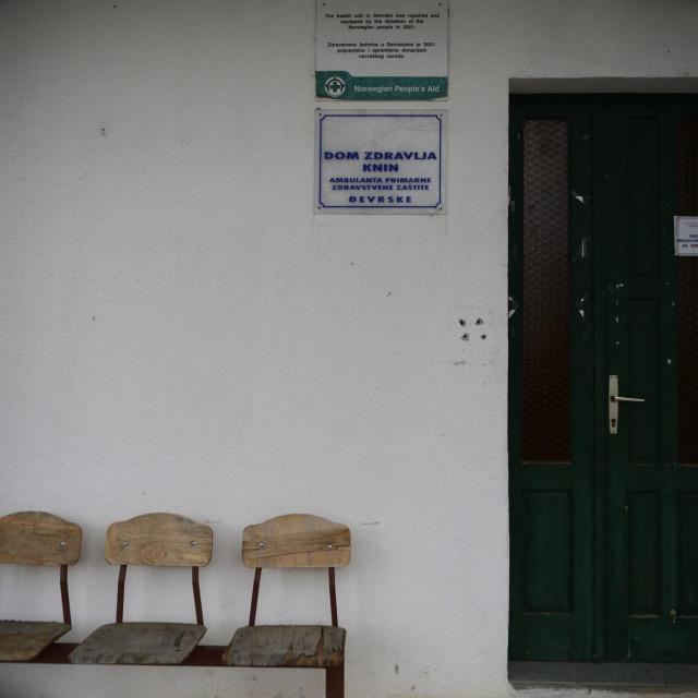 Jakov Crvelin podlegao je ozljedama u podrumu ambulante u Đevrskama<br />