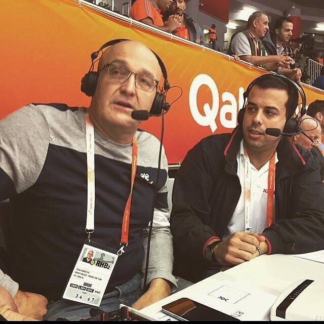 Zlatko Saračević i Filip Brkić