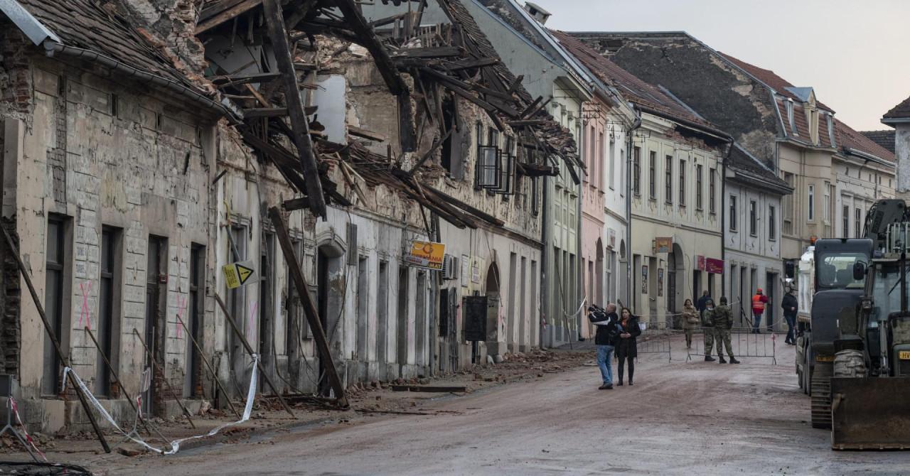 Crveni križ počinje s isplatom novčane pomoći na Baniji, dosad stiglo više od 33.000 zahtjeva