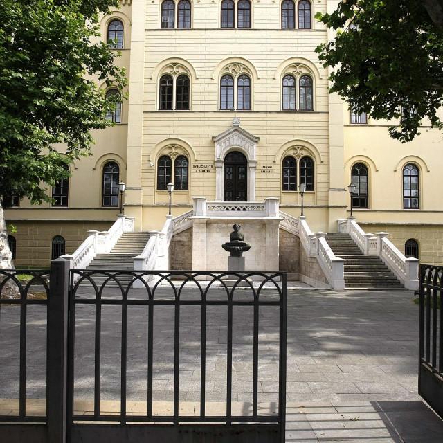 Rektorat Sveučilišta u Zagrebu