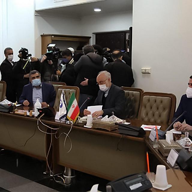 Iranska nuklearna agencija