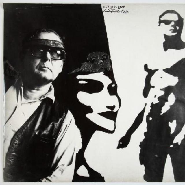 Ivan Lesiak: Autoportret
