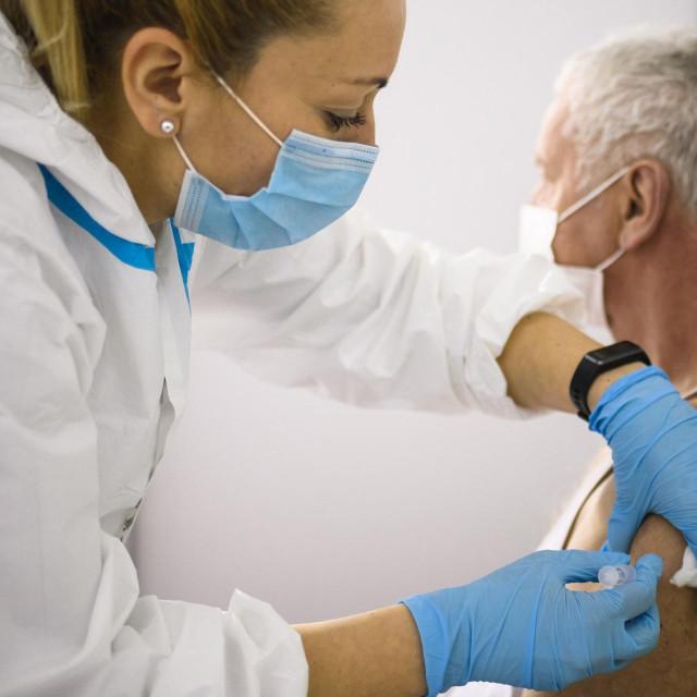 Cijepljenje u Beogradu