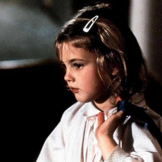 Drew Barrymore u filmu E. T.