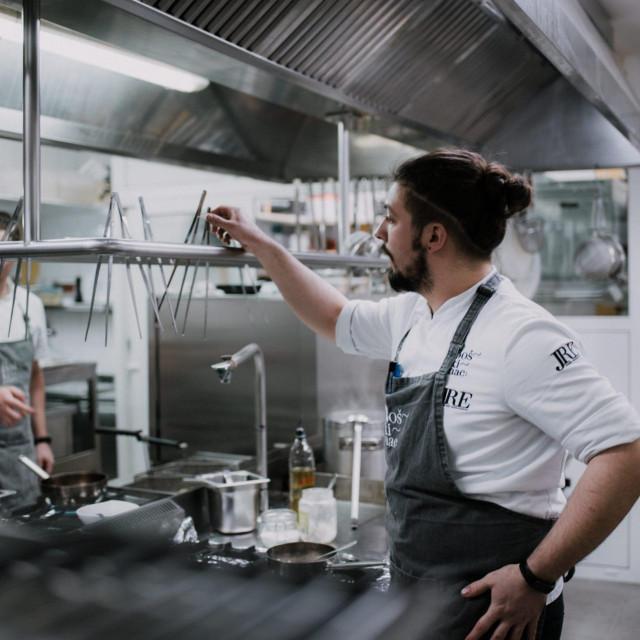 Zagreb, 290220.<br /> Hotel-vinarija-restoran Boskinac sa Paga dobitnik je Michelinove zvjezdice za 2020. godinu.<br />