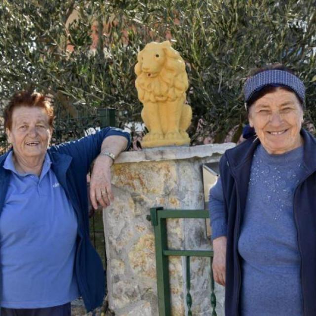 Marija Dabro (lijevo) i Mandica Jukić (desno)