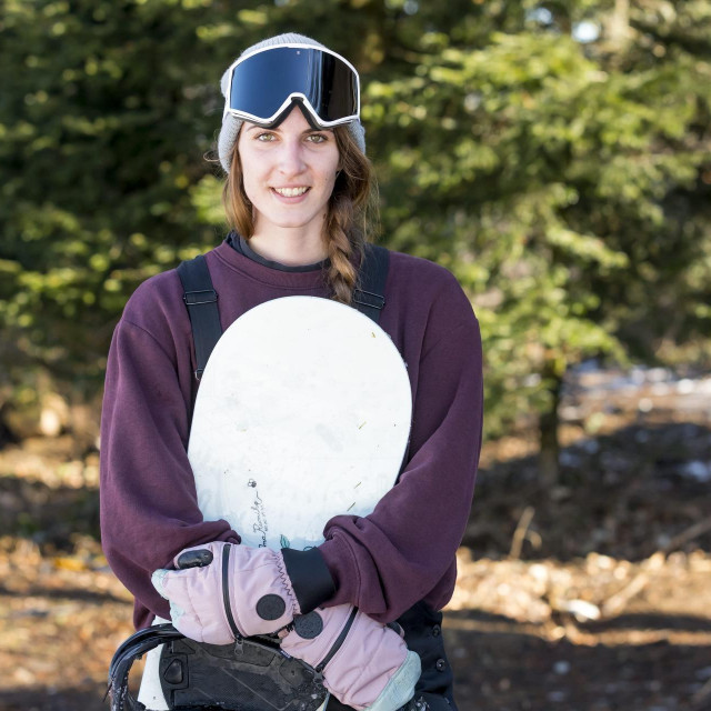Nikolina snowboarderica