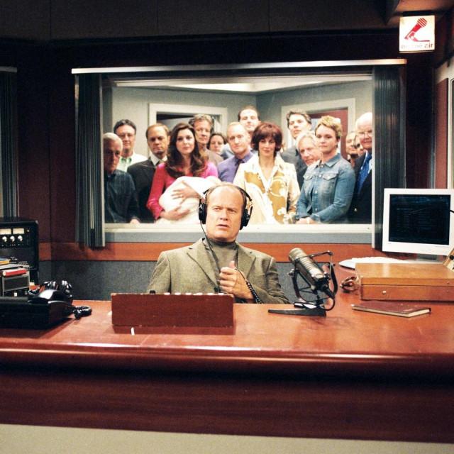 Kelsey Grammer u seriji 'Frasier'