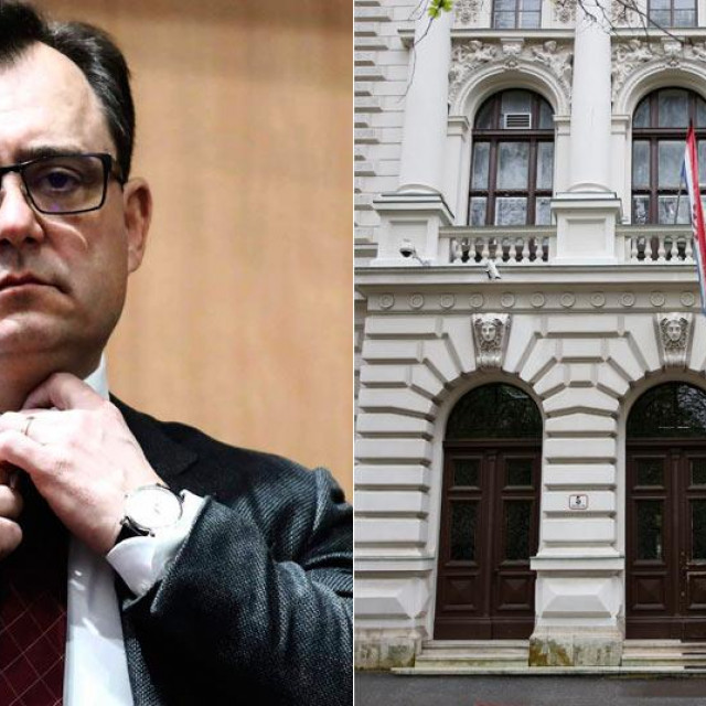 Damir Vanđelić; Županijski sud u Zagrebu