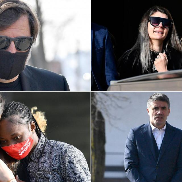 Velika tuga u Aleji hrvatskih velikana na Mirogoju